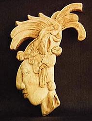 Профиль майя