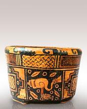 Ваза майя