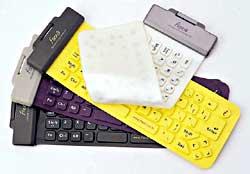 Гибкая клавиатура для Palm